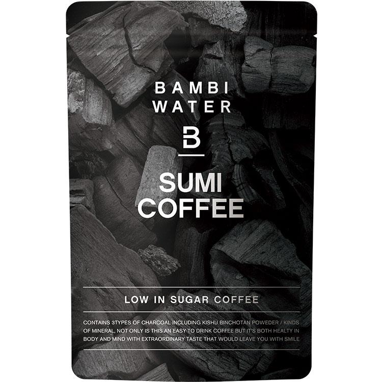 炭コーヒー