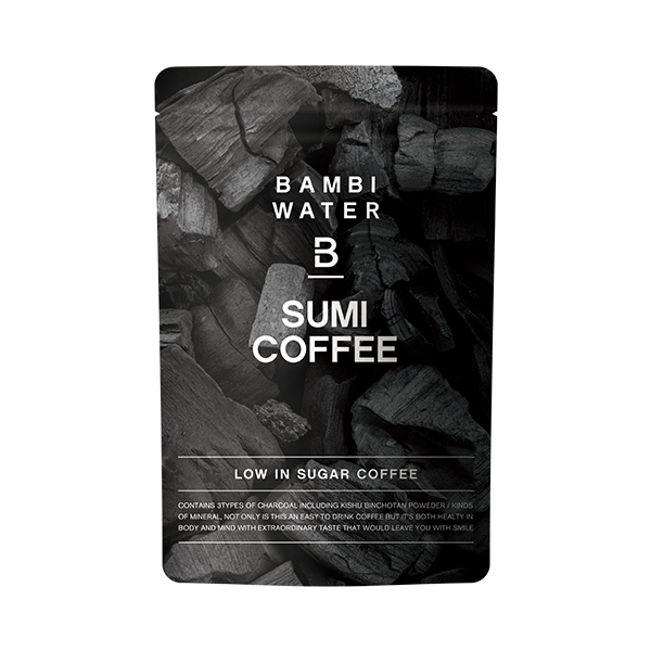 炭コーヒーSumi Coffee
