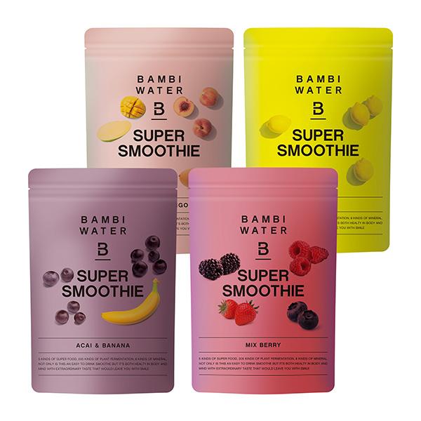 バンビスーパースムージーBambi Super Smoothie
